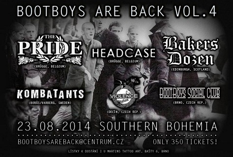 Bootboys Are Back vol.4